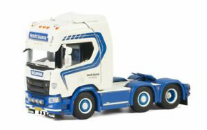 for SCANIA R HIGHLINE CR20H 6x2 TWIN STEER space cab 01-2681 1/50 DIECAST MODEL