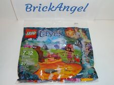 NEW LEGO 30259 Elves Azari's Magic Fire Factory Sealed Polybag Set 2015