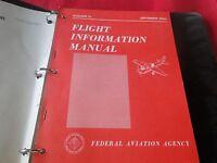 Vintage Flight Information Manual Volume 15 September 1964 FAA