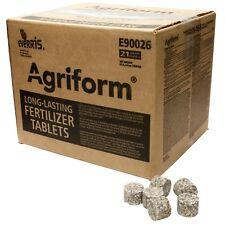 Agriform 20-10-5 Planting Tablets Plus Minors 21 gm  Fertilizer Tablets  20 Lbs