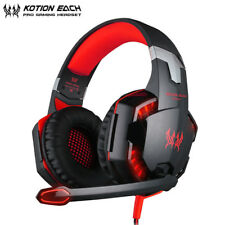 KOTION EACH BC-GA0115 Gaming Headset - Red