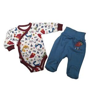 BNWT Baby Boys Boys *Set Outfit *Babygrow & Trousers NEWBORN/0-3 Months