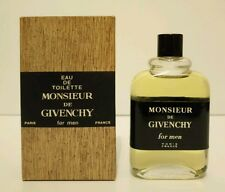 MONSIEUR de GIVENCHY for men 60 ML splash NO barcode