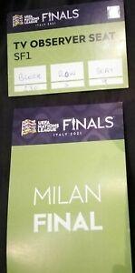 TV Observer Nations League Finale 10.10.2021 Spain Spanien - France Frankreich