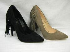 Court Suede Standard Width (D) Slim Heels for Women