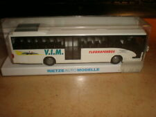 Rietze #63214 HO 1/87 MB Integro VM bus VIM Flughafenbus   MIB (50/060)
