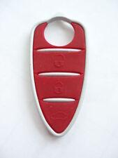 Replacement 3 button rubber pad for Alfa Romeo Brera Mito Spider GT 159 remote