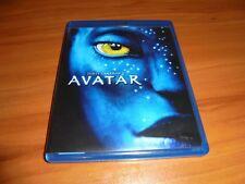 Avatar (Blu-ray/DVD, 2010, 2-Disc Widescreen) Used  Sam Worthington, Zoe Saldana