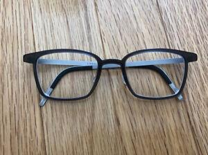 Lindberg T407 135 1250 Eyeglasses Glasses Frame Acetanium Made in Denmark