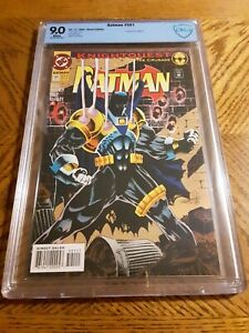 Batman #501 CBCS 9.0 vf NM