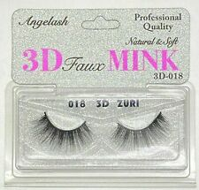 Buy 2 Get 1 Free (Add 3 To Cart) 3D Natural & Soft Faux Mink Eye Lashes, Choose