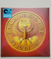 """EARTH WIND & FIRE """"THE BEST OF... VOLUME I"""" BRAND NEW! STILL SEALED! (MINT)"""
