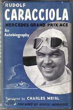 Rudolf Carracciola Mercedes Grand Prix Ace An Autobiography Pub Foulis c.1955