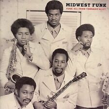MIDWEST FUNK Rare 45s From Tornado Alley CD Billy Ball Soul Tornados The Chefs