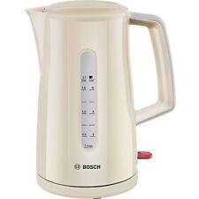 Bosch TWK3A037GB 1.7L Cream Village Collection Cordless Electric Jug Kettle 3kw