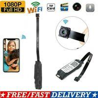 1080P Mini WIFI IP Camera Wireless Video Audio Recorder Monitor Camcorder