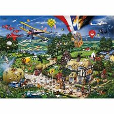 Unbranded Wooden 1000 - 1999 Pieces Jigsaws & Puzzles