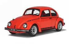 1/18 Otto GT Spirit Street Volkswagen Beetle Jeans 2 Red OT637