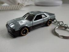 Hot Wheels '82 Nissan Skyline GT-R R30 Coupe Keyfob Keychain Keyring