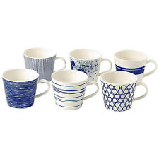 Royal Doulton Pacific Tasses - Ensemble de 6