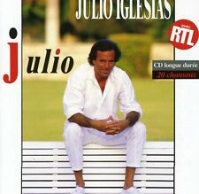 Julio Iglesias - Julio (24 Chansons) [New CD] France - Import