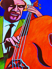 WILLIE DIXON PRINT poster chicago I am the blues cd upright bass chess box songs