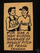 1980-81 Topps Basketball Original Art #69 Tom LaGarde