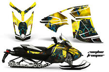 Snowmobile Graphics Kit Decal Wrap For Ski-Doo Rev Xr Gsx Summit 2013+ Zombie Y