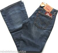 LEVI's Jeans Girls Red Tab Zip Fly 529 Boot Cut Denim Various Colours & Sizes
