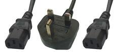 IEC C13 Mains Power Splitter Cable - 2.5M