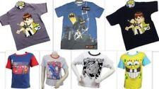 Magliette , maglie e camicie manica corti per bambini dai 2 ai 16 anni girocollo , Taglia 7-8 anni