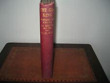 THE SHU-KING HISTORY OF CHINA B.C.2355 TO B.C.719 W.G.GOLD 1904 1ST EDITION