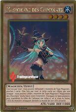 Yu-Gi-Oh! Magicienne des Chocolats: MVP1-FRG52 -VF/Gold Rare-