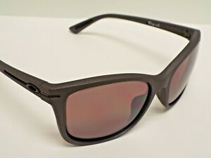 Authentic Oakley OO9232-18 Drop In Steel Prizm Daily Polarized Sunglasses $230