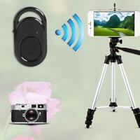 Remote Shutter Clicker Wireless Bluetooth Selfie Button Controller Trigger