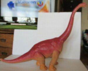 """Vintage Playskool Definitely Dinosaurs 32""""Brontosaurus ULTRASAURUS 1987 Huge"""