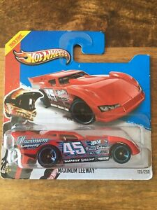 HOT WHEELS - Maximum Leeway Red B/N #125/250 Combined Postage