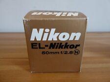 Nikkon EL-NIKKOR 50mm f/2.8 N-Lente d'ingrandimento