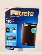 Filtrete 3M Room Air Purifier 110 Sq Ft coverage Hepa-Type Allergen Filter New