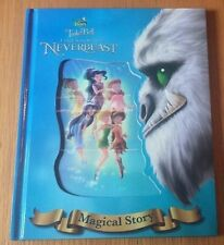Disney Tinkerbell & the Legend of the Neverbreast Lenticular Magical Story Book