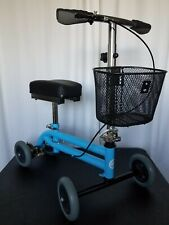 Knee Rover Junior Walker/Scooter Child Mobility Crutch Alternative Used W/Box