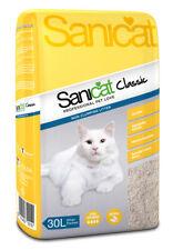 PTD Sanicat Classic Cat Litter 30ltr