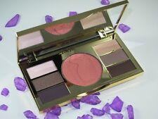 Tarte Miracles From the Amazon Eye & Cheek Palette Shadows & Blush w/ Brush NEW