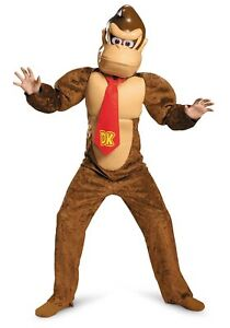 Child Deluxe Donkey Kong Costume