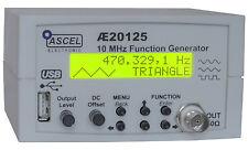 AE20125 10 MHz Wobbel-DDS-Funktionsgenerator Komplett-Bausatz