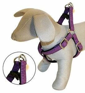 CROCI DOG HARNESS MYLORD VANITY ASSORTED SIZE COLOURS LEADS LEASH AVAILABLE