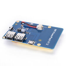Lithium Battery Pack Expansion Board Power Supply with Switch(for Raspberry Pi 5
