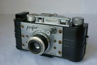 PERFEX SPEED CANDID CAMERA USA c1938/9 with Graf Perfex Anastigmat 5cm 3.5 Lens