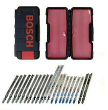 Bosch TC21HC 21-Pc T-Shank Contractor Jig Saw Blade Set Carbide Tipped Blade