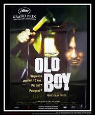 OLD BOY Movie PHOTO Print POSTER Textless Movie Art OldeuboiChoi Min‑sik 001